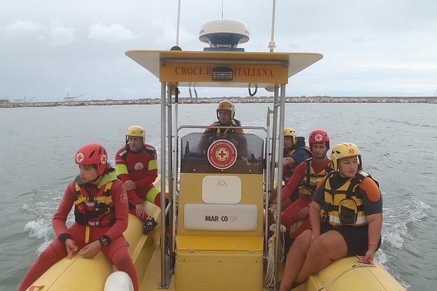 ERRC volunteers on intensive training programme in Italy