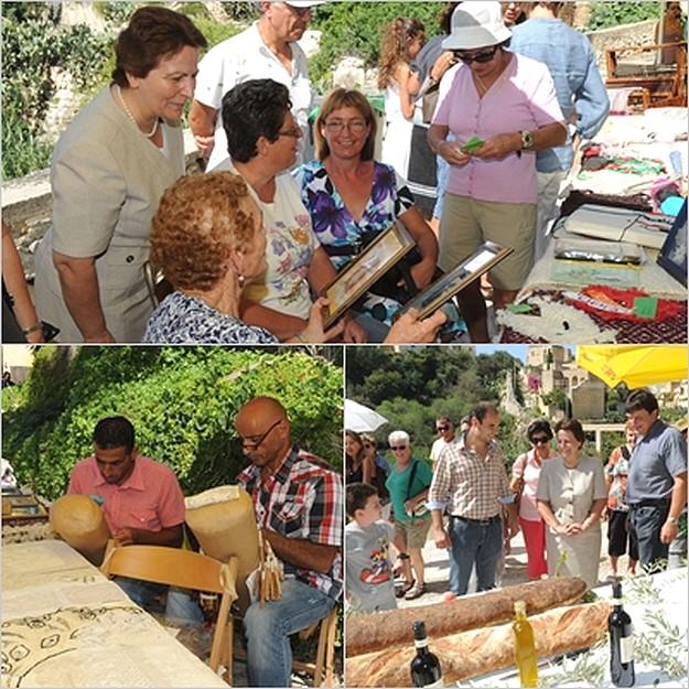 Festubru weekend draws crowds to the Lunzjata Valley