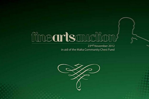 Fourth edition of the Fine Arts Auction in aid of L-Istrina
