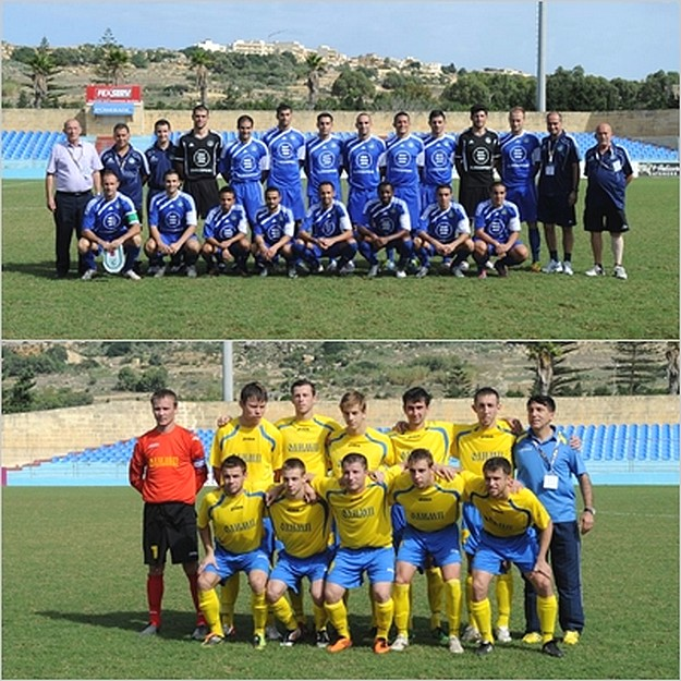UEFA Regions Cup tournament underway at Gozo stadium