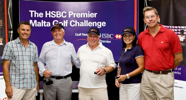 A successful HSBC Premier Golf weekend held at the RMGC