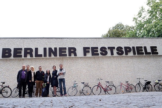 MCAST students at Berlin International Literature Festival