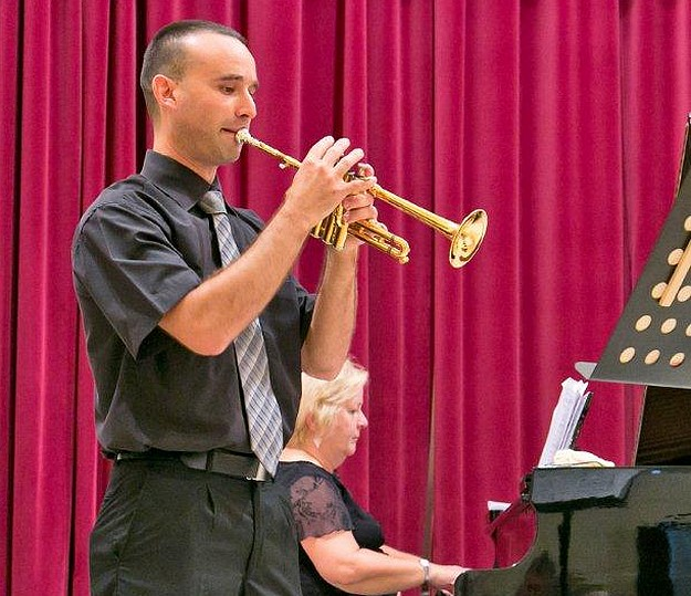 'Sounds the Trumpet' a baroque and classic music concert