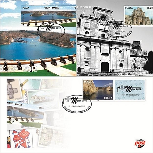 MaltaPost to participate in Maltex Philatelic Exhibition 2012