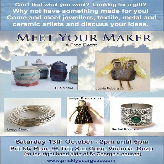A chance to meet five quality craft makers in Victoria