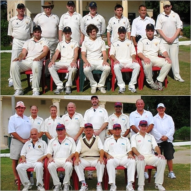 Marsa play touring teams Old Lincolnians C.C & Romany C.C