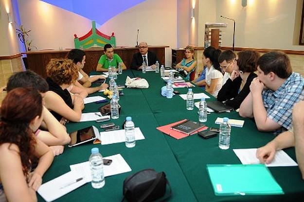 Gozo meeting of South National Youth Councils within the EU