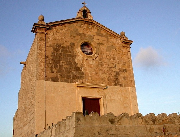 Inauguration of San Dimitri Chapel Restoration next Sunday