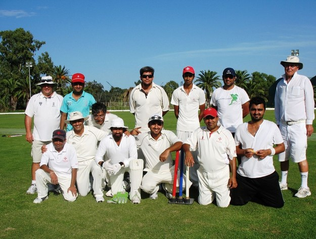 Chairman's Panthers claw a victory over Captain's Sharks