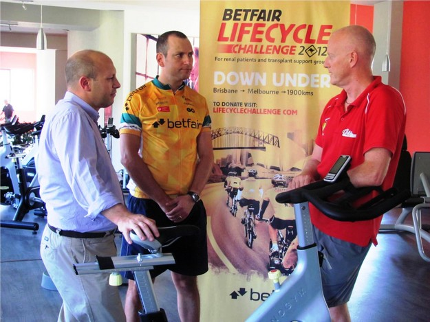 Vodafone Foundation supports Betfair Lifecycle Challenge