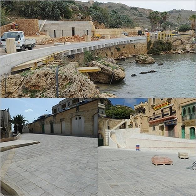 Zewwieqa Waterfront regeneration project well underway