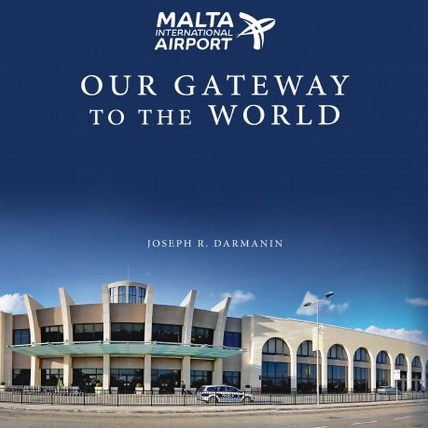 New Malta Airport history book unveils new Terminal plans