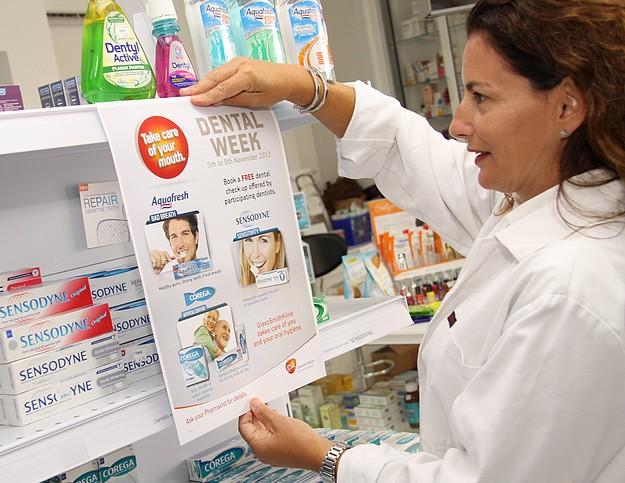 Dental Week with GSK across Malta and Gozo this week