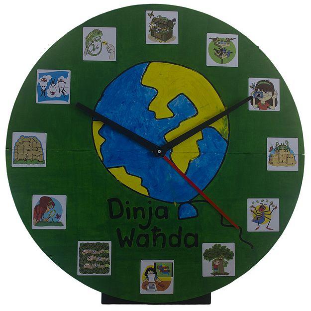 Dinja Wahda schools awarded on environmental education