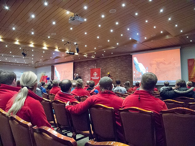 ERRC attends International Search and Rescue conference