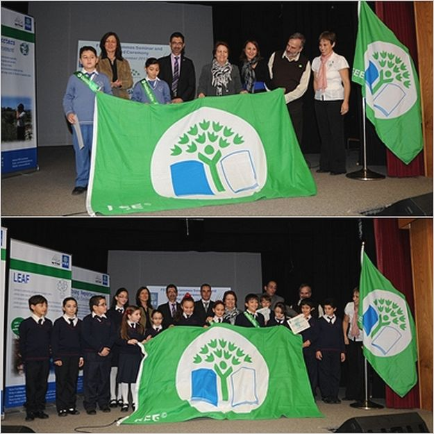Two Gozo Primary Schools awarded EKoSkola Green Flags