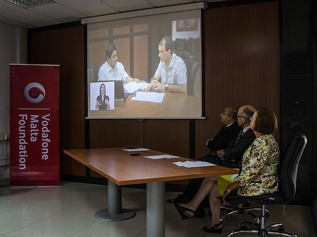 Vodafone Malta Foundation and FITA in collaboration