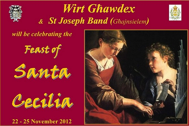 Ghajnsielem starts the celebrations for the feast of St Cecilia