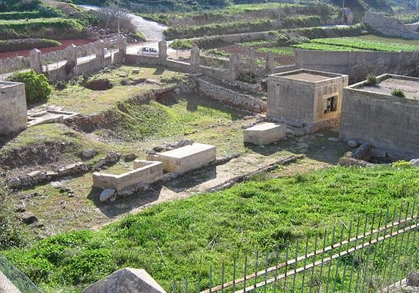Call for volunteers at archaeological excavations in Malta