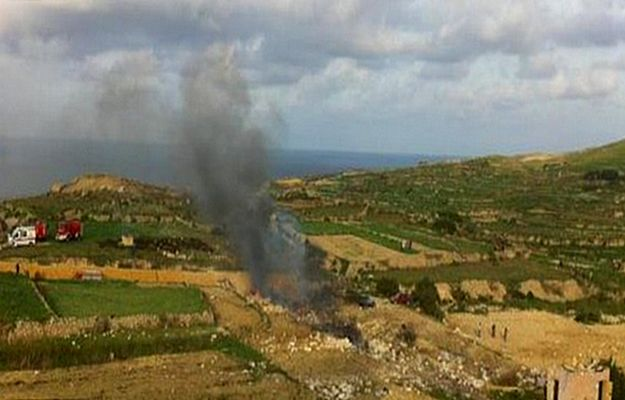 Explosion heard from Gharb firework factory this afternoon