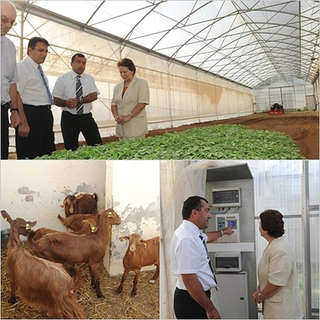 New Centre of Research taking shape at the Xewkija farm