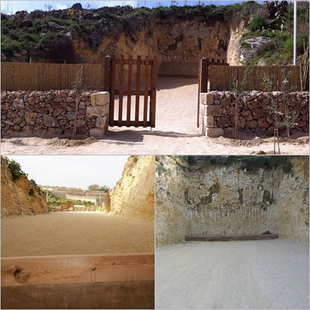 New shooting range inaugurated on the outskirts of Nadur