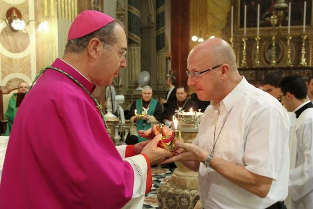 The Apostolic Nuncio in Malta appointed as Bishop of Pompei