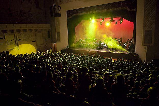 Attendance at ZiguZajg Arts Festival events totals 16,500