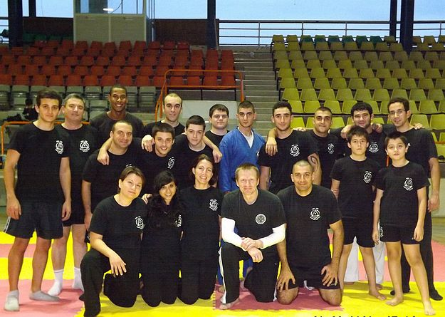 Jeet Kune Do/Jun Fan Gung Fu Seminar held in Gozo