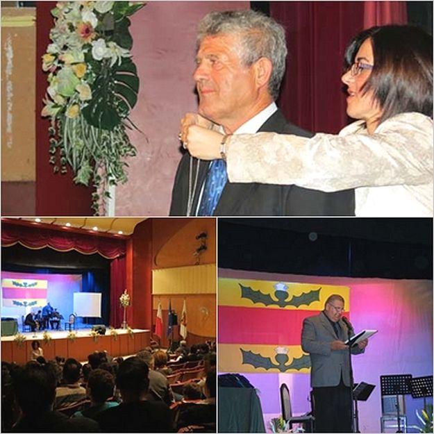Jum ix-Xewkija event in held at Teatru Govanni in Xewkija