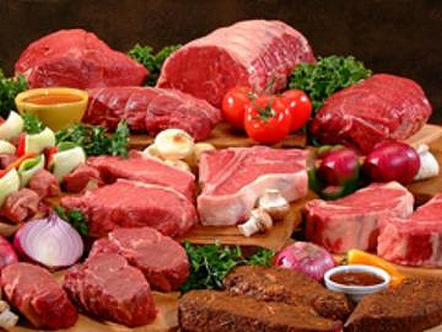 Meat production down and producer value up in Q4 of 2012
