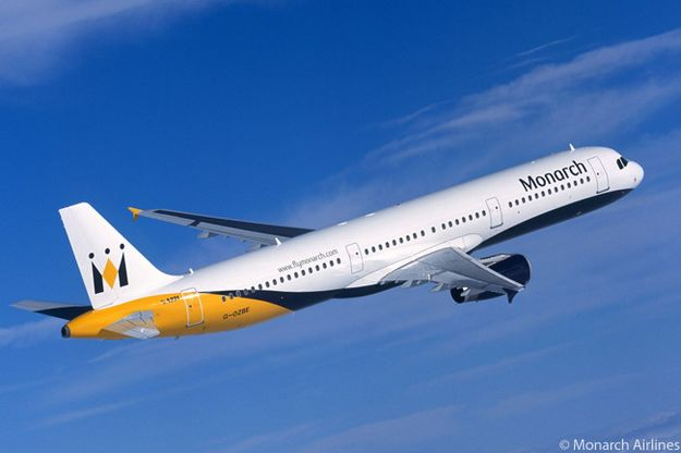 Monarch Airlines launches Malta flights from East Midlands