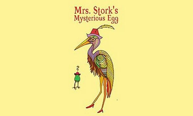 'Mrs Stork's Mysterious Egg' a fun adventure for children