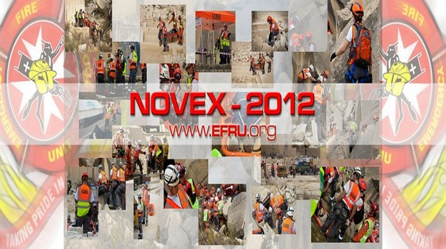 NOVEX 2012 a nation-wide exercise taking place at the CPD