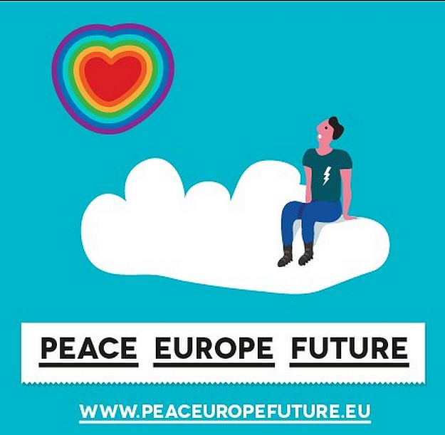 Peace, Europe, Future - A competition for young people