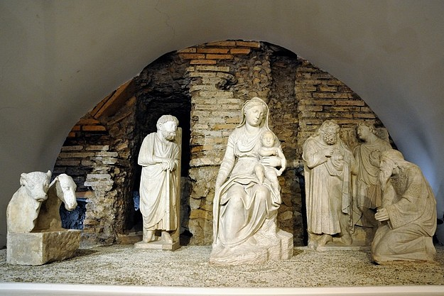 The 2012 Christmas Crib Seminar in Xaghra this Sunday