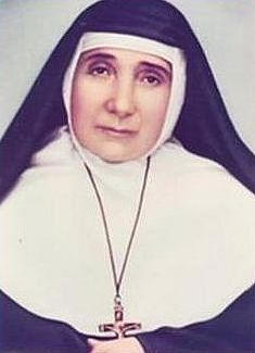 150th birthday of Madre Margherita being celebrated today