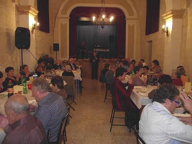 Annual Saint Martin Dinner held at the Major Seminary