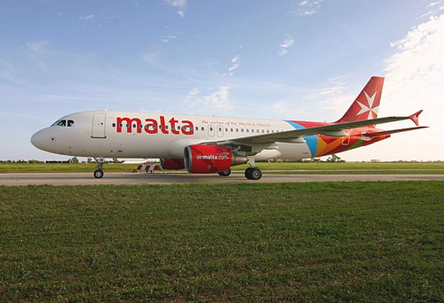 Air Malta gearing up for race with Ferrari F12 this Sunday