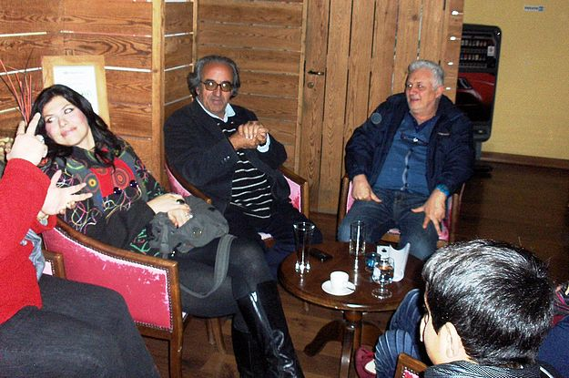 Lecture by Peppi Azzopardi held at the Circolo Gozitano