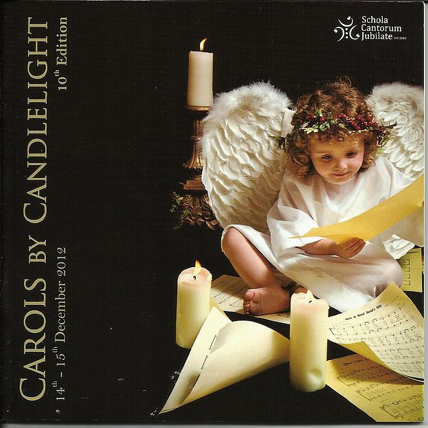 Carols by Candlelight – Ten Years of prevailing beauty