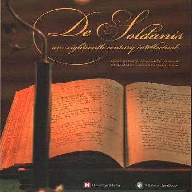 New book - De Soldanis: An Eighteenth Century Intellectual