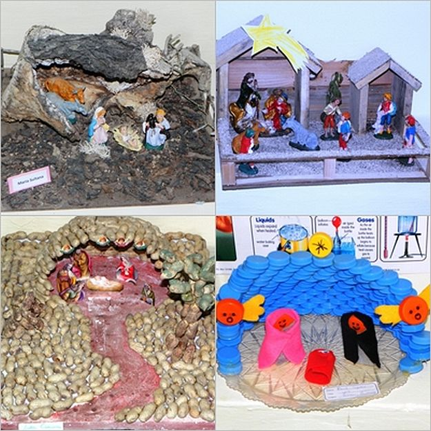 Eco Crib exhibition at Gozo College Zebbug Primary School