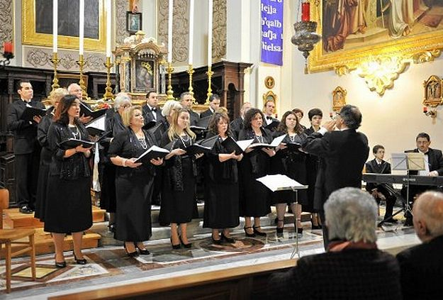 'A New Year's Toast' concert with the Gaulitanus Choir