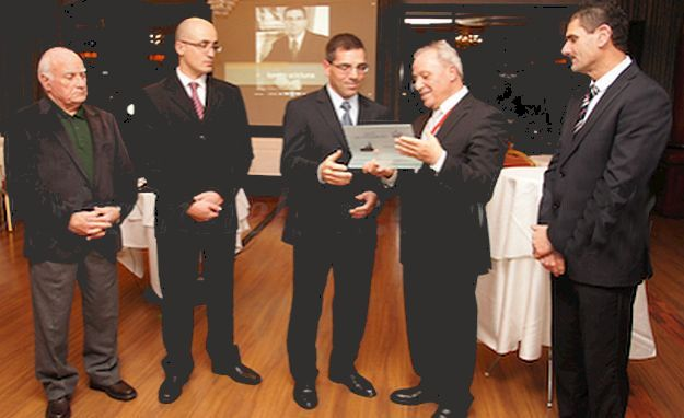 Loreto Scicluna awarded 18th edition of 'Gieh Ghajnsielem'