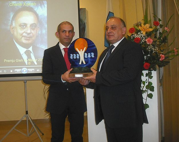 Nominations now open for the 'Gieh in-Nadur Award 2013