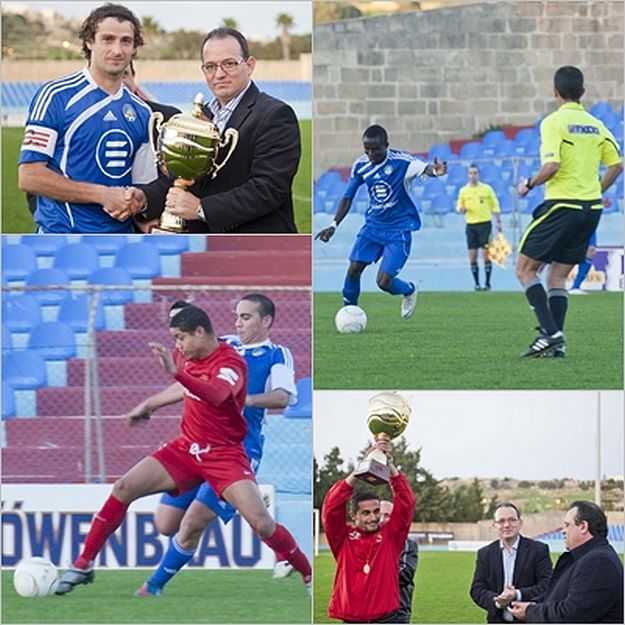 3rd edition of the Gozo Cup won by Valletta on penalties