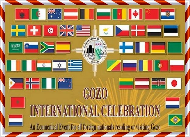 God is Love - Gozo International Celebration for Christmas