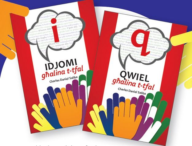 Children's books on idioms and proverbs published in Gozo