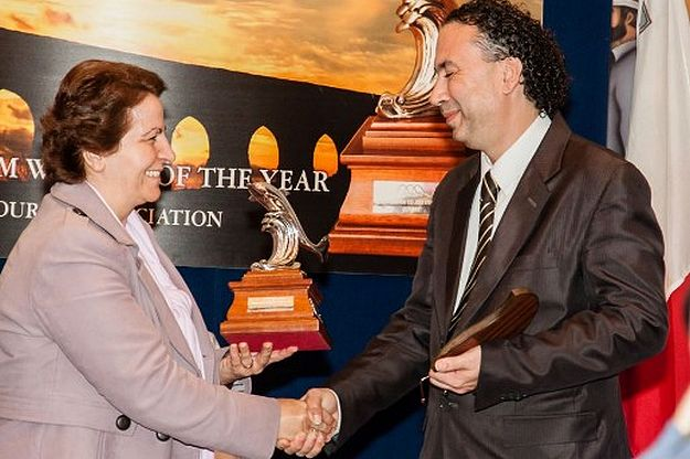 Joseph Tabone is 'Gozo Tourism Worker of the Year' 2012